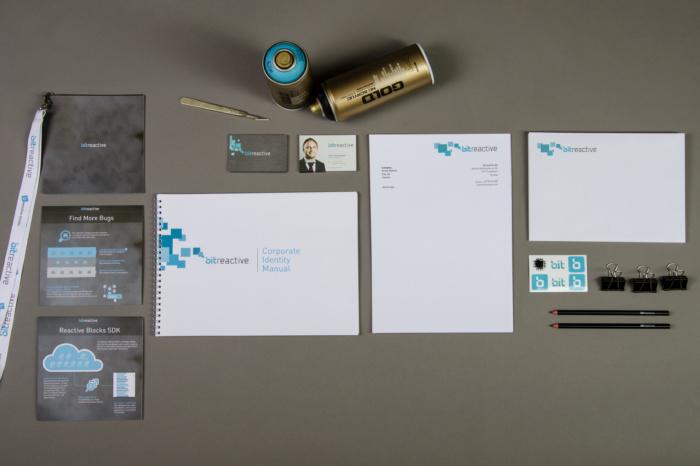 Logo og grafisk profil