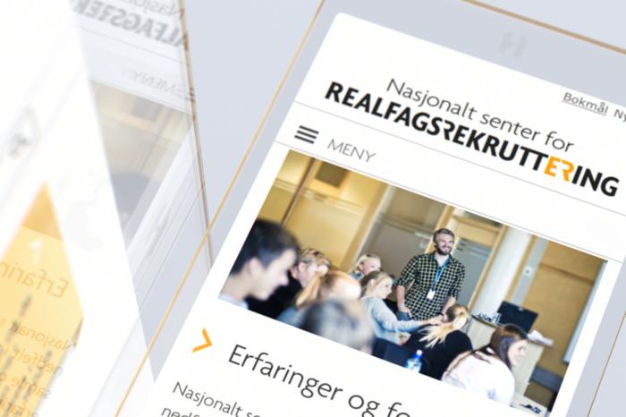 Profilering, kampanjer og nettsteder