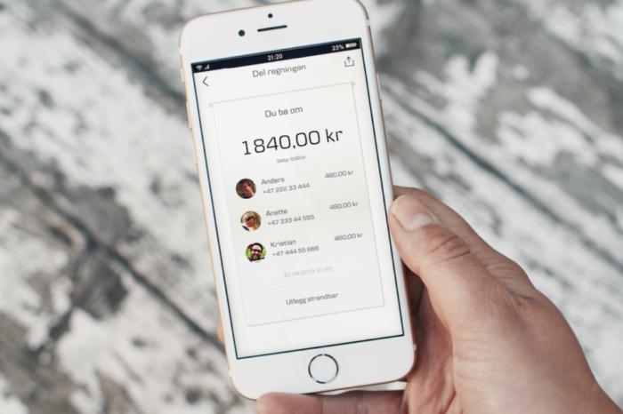 Lanseringskampanje i sosiale medier for MobilePay