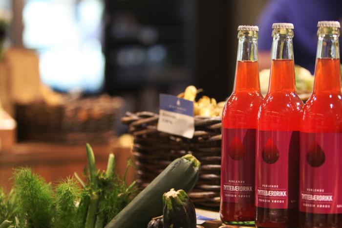 Design av etiketter til smaken av Røros
