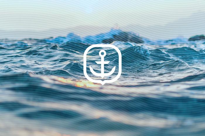 Ny nettside, redesign av logo og grafisk profil for Moen Marin