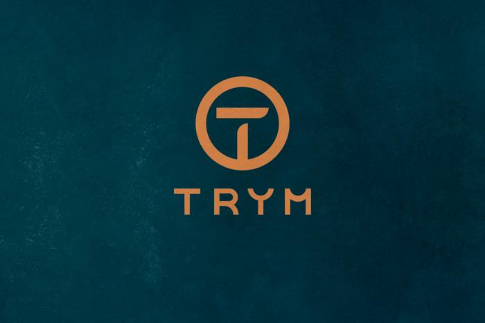 Kommunikasjonsstrategi, visuell profil og nettside for Trym