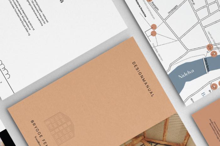 Brygge Femten – visuell presentasjon av lokaler som ikke er ferdig restaurert