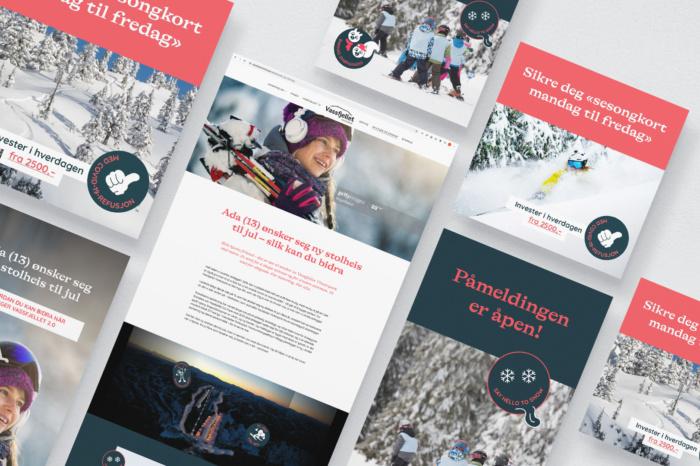Konsept, kommunikasjonsstrategi og kampanjer for «Hele byens fristed»